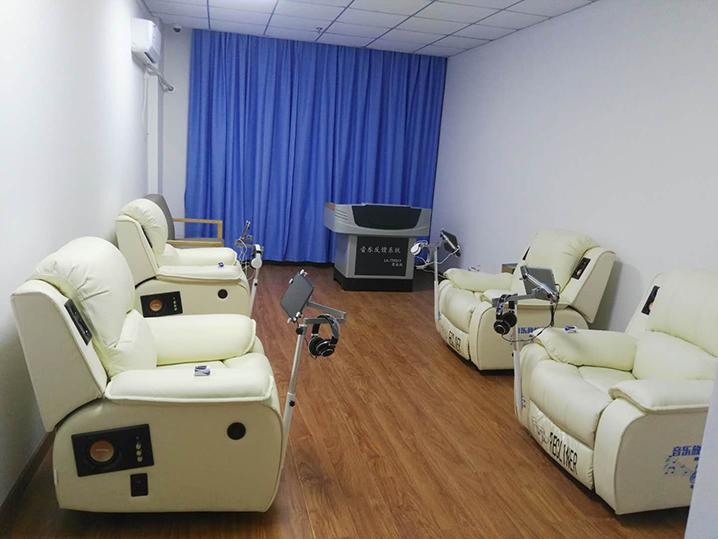 医院智能反馈团体无线减压系统