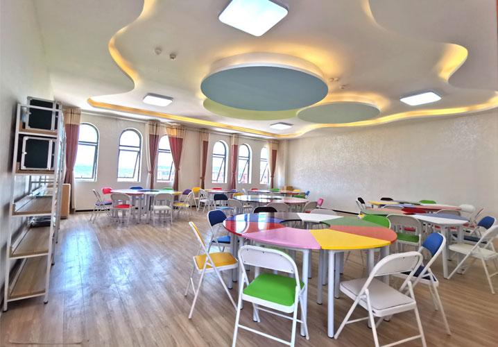 团体活动室案例图片