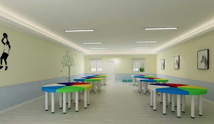 团体辅导室环境配置