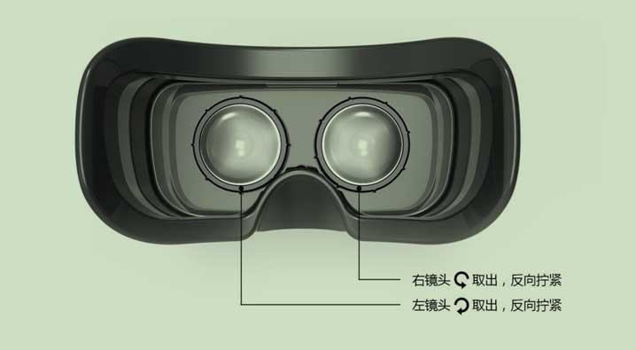 智能VR音乐放松反馈系统细节图
