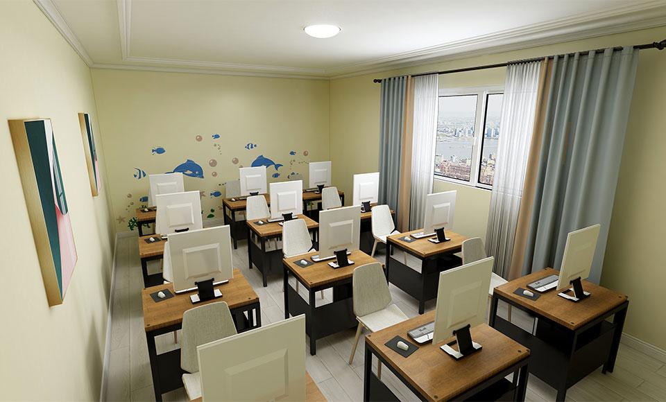 心理测评室