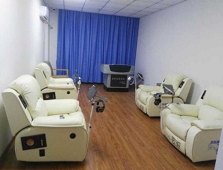 医院音乐治疗室
